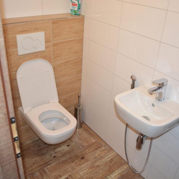 Záchod Apartmánu Sušice