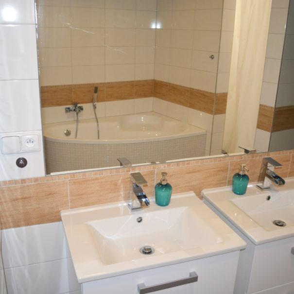 Koupelna Apartmánu Sušice